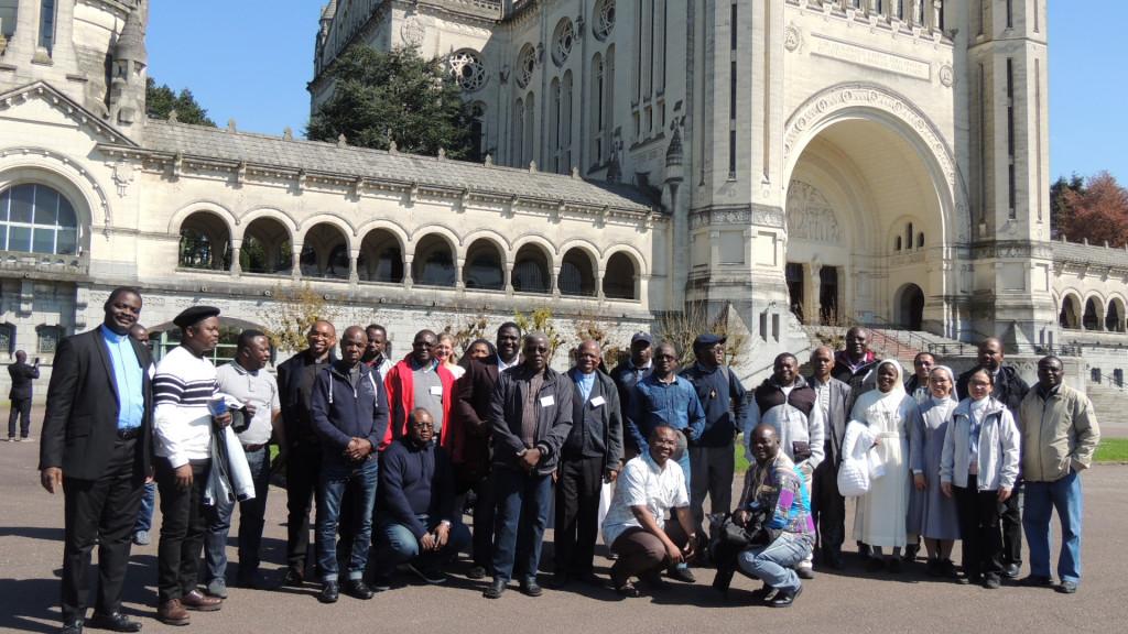 Echange_Lisieux2018. SNMM Les participants de la session Échange qui s'est tenue, à Lisieux, en avril 2018.