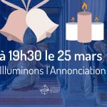 Illuminons l'Annonciation 2