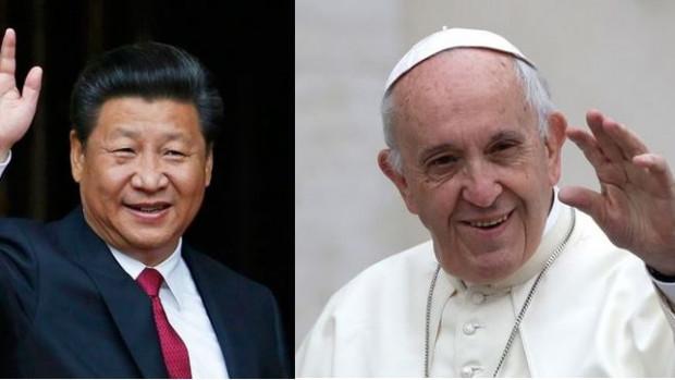 Xi-Jinping_Pape-François